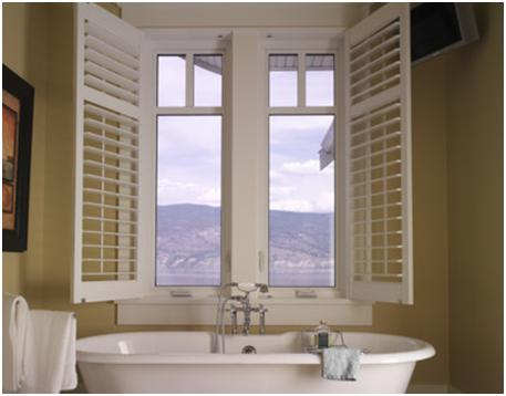Open up your home to casement windows for light air and for Best blinds for casement windows