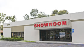 San Diego Showroom