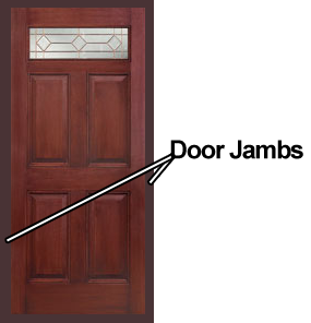 what is a door jamb. What Is A Door Jamb N
