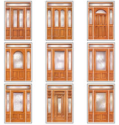 Wood Door Gallery