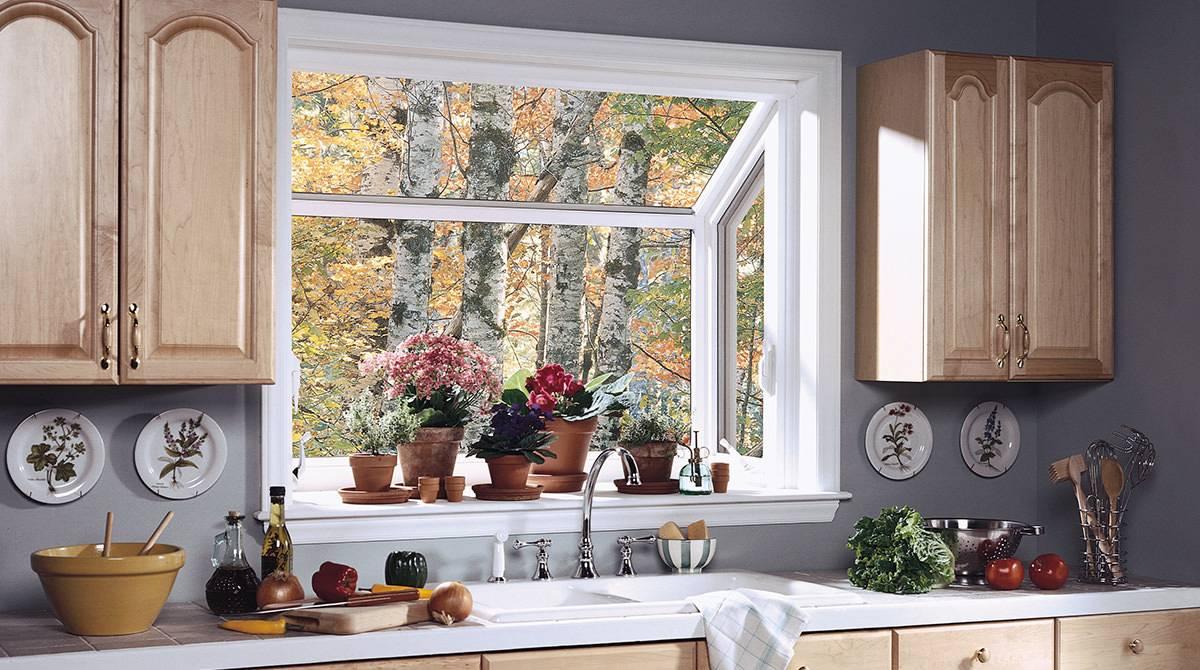 Aluminum Garden Window