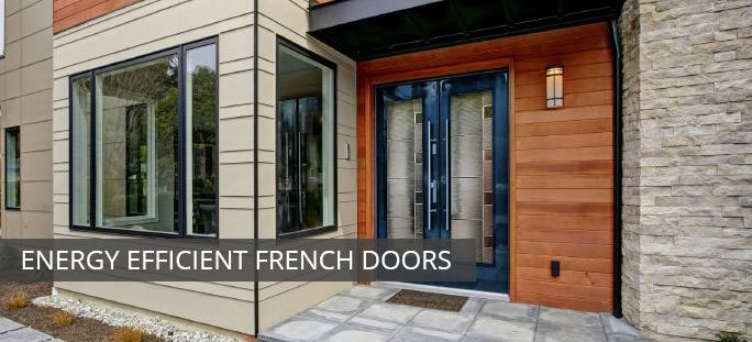 Energy-Efficient French Doors