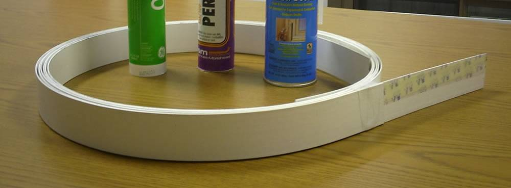 Self Adhesive Vinyl Trim Strip