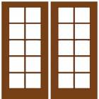 French Wood Doors - French Door 10 / 5