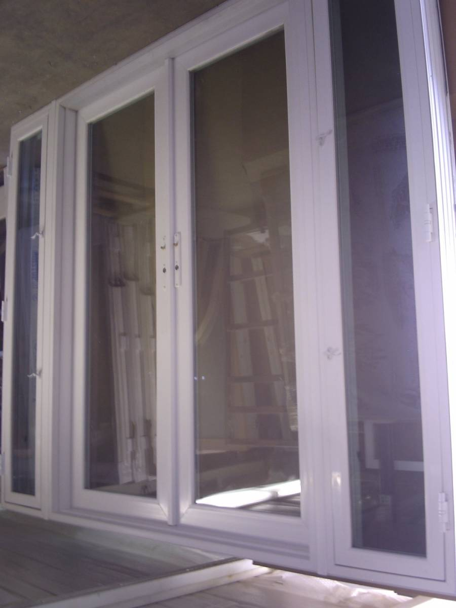 double hinged french door c2