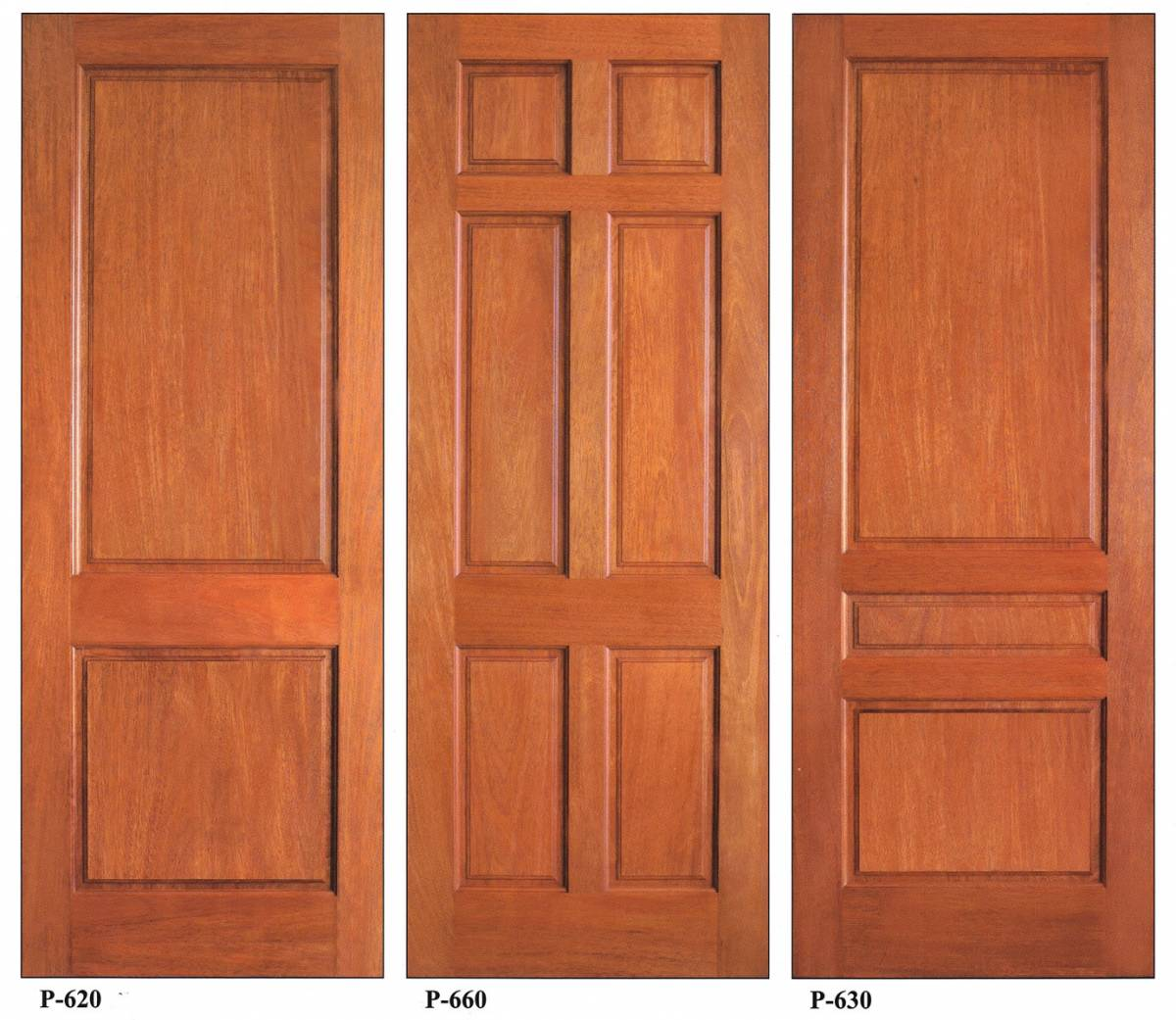Wooden doors wooden doors interior for Hardwood interior doors