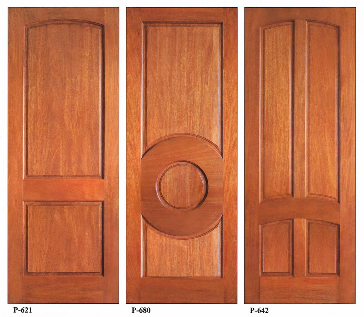 Photo gallery wood doors quote pricing interior wood for Hardwood doors