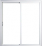 Vinyl Sliding Patio Door