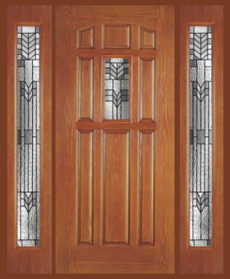 Sidelight Replacement Glass Panels