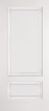 Fiberglass Entry Doors - Smooth Skin Doors - 3/4 Heritage Smooth Fiberglass Door