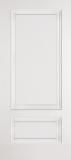 Fiberglass Entry Doors - Smooth Skin Doors - 3/4 Heritage Smooth Fiberglass Door