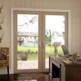 Doors - Vinyl Swinging French Door - Vinyl Swinging French Door
