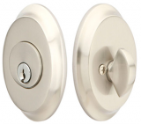 Hardware - Saratoga Single Cylinder Deadbolt