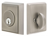 Hardware - Rectangular Single Cylinder Deadbolt