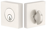 Hardware - Square Single Cylinder Deadbolt