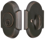 Hardware - Emtek - #8 Single Cylinder Deadbolt
