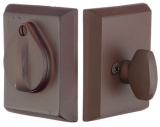 Hardware - Emtek - #3 Plate with Flap Deadbolt