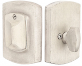 Hardware - DDW - #4 Plate with Flap Deadbolt