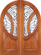 Old World Doors Cover