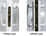 1 Point Lock and 2 Point Lock