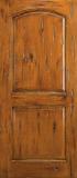 Doors - Wood Entry Doors - Raised 2 Panel Wood Door