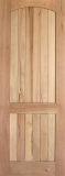 Doors - Wood Entry Doors - Interior Rustic Plank Wood Door