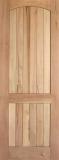 Wood Entry Doors - Interior Doors - Interior Rustic Plank Wood Door