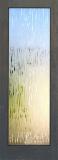 Doors - Wood Entry Doors - Decorative Glacier Glass Door