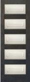 Wood Entry Doors - Interior Doors - Interior Matte Square Door