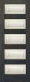 Wood Entry Doors - Interior Doors - Interior Matte Square Door