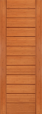 Wood Entry Doors - Interior Doors - Interior Bamboo Metro Door