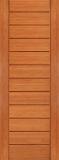 Wood Entry Doors - Interior Doors - Interior Bamboo Metro Door