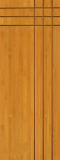 Wood Entry Doors - Interior Doors - Interior Bamboo Moderno Door