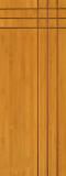 Wood Entry Doors - Interior Doors - Interior Bamboo Moderno Door