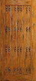 Doors - Wood Entry Doors - Western Plank Wood Door