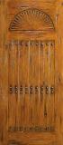 Doors - Wood Entry Doors - Western Plank Wood Door 5