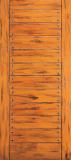 Doors - Wood Entry Doors - Western Plank Wood Door 8